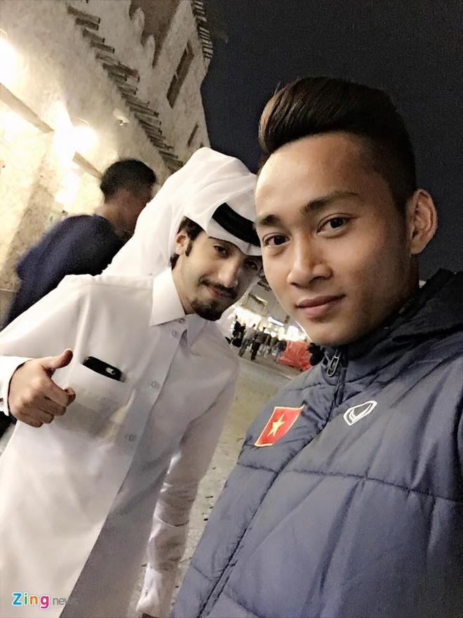 U23 Viet Nam di dao pho Qatar truoc tran gap U23 Nhat Ban hinh anh 5