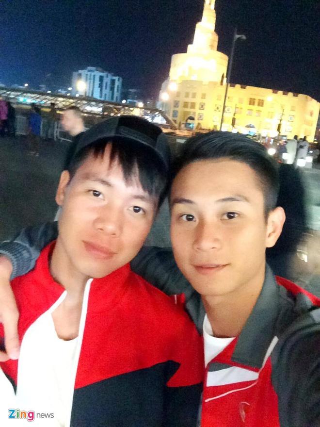 U23 Viet Nam di dao pho Qatar truoc tran gap U23 Nhat Ban hinh anh 6