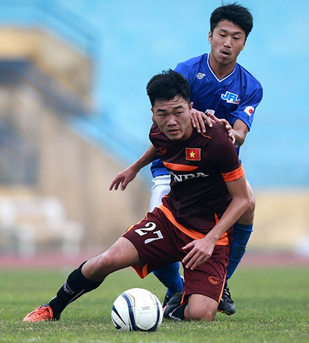 'U23 Viet Nam se khong co co hoi neu choi dau suc' hinh anh 1