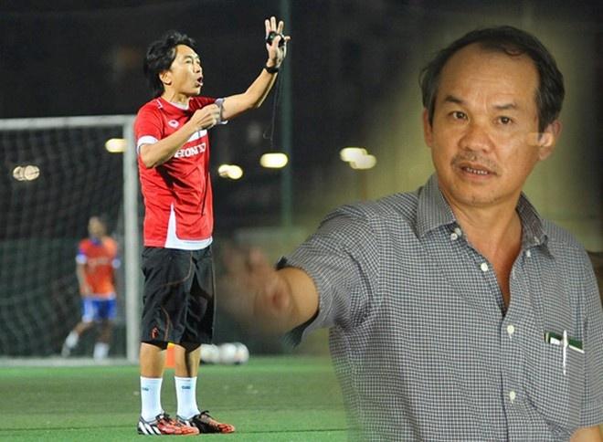 U23 Viet Nam - 'hon Miura, da bau Duc' hinh anh