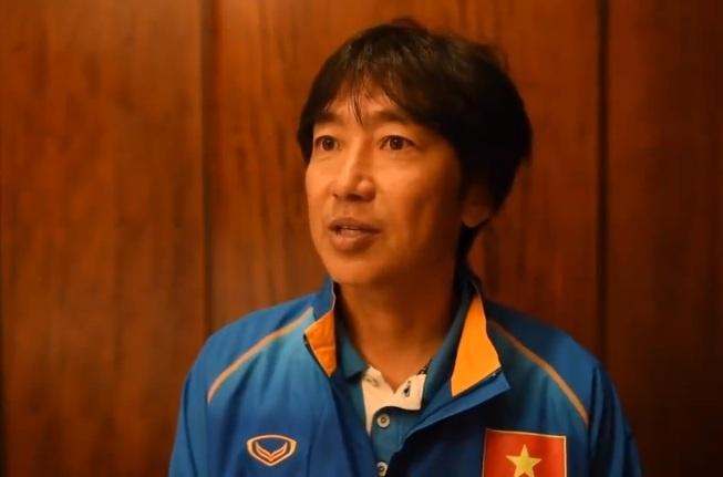 HLV Miura: 'Chung toi co tham vong o lan dau du U23 chau A' hinh anh