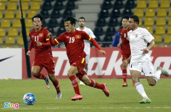 Cau thu U23 Viet Nam: 'Chan tay toi rung roi sau tran thua' hinh anh 1