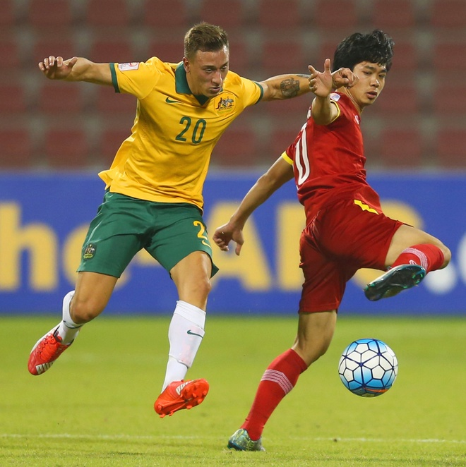 Cong Phuong tin U23 Australia se la doi thu rat manh voi U23 Viet Nam hinh anh 1