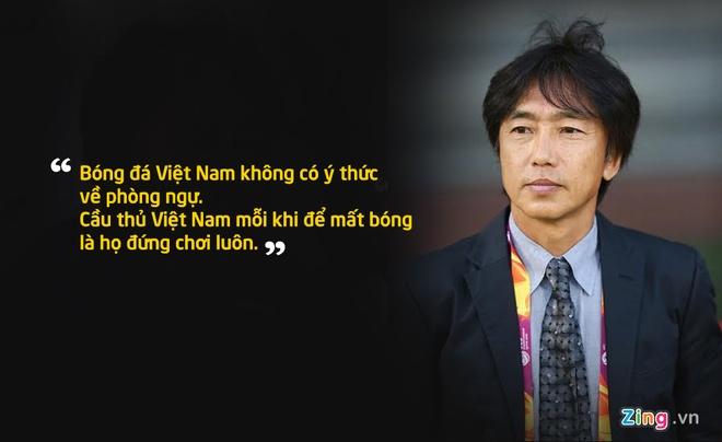 Sa thai HLV Miura, VFF da biet nhan loi? hinh anh 1