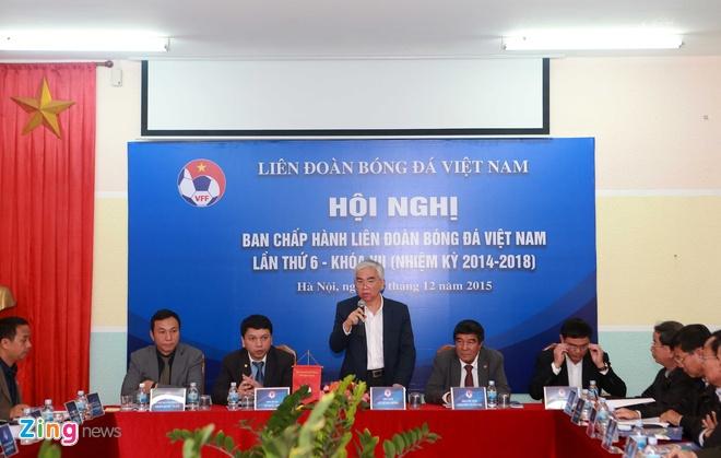 Hoi nghi VFF ban chuyen cham dut hop dong voi HLV Miura hinh anh 1