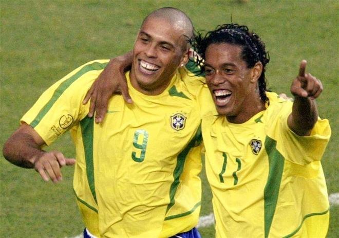 Ronaldo, Rivaldo co the loi hen voi Viet Nam hinh anh