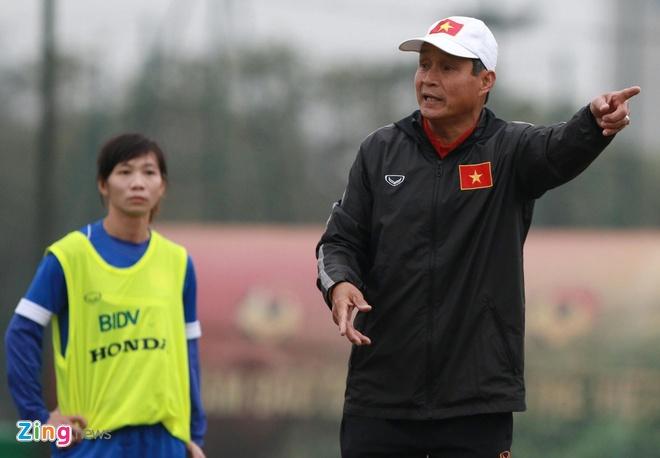 Tuyen nu hy vong tao ky tich o Olympic giong futsal Viet Nam hinh anh 2