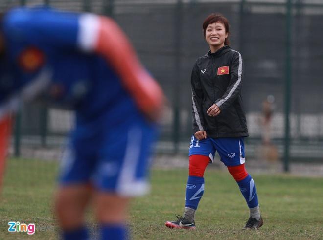 Tuyen nu hy vong tao ky tich o Olympic giong futsal Viet Nam hinh anh 9