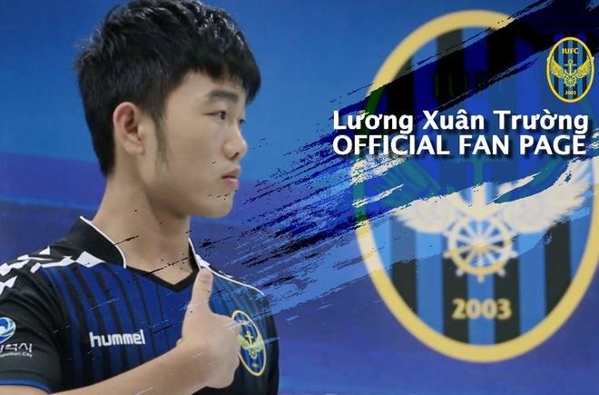 Xuan Truong huy buoi gap fan Han Quoc de ve VN hoi quan hinh anh