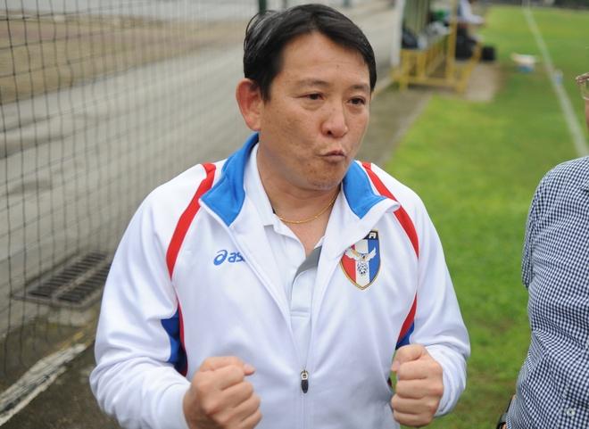 HLV truong Dai Loan: 'Huu Thang la an so voi toi' hinh anh