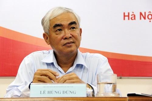 VFF khang dinh Chu tich Le Hung Dung du suc khoe lam viec hinh anh