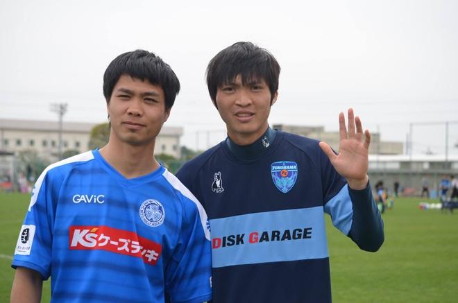 Tuan Anh va Cong Phuong khat khao da chinh o J.League 2 hinh anh