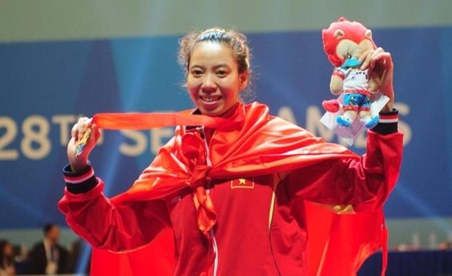 Dau kiem Viet Nam gianh ve thu 3 du Olympic 2016 hinh anh