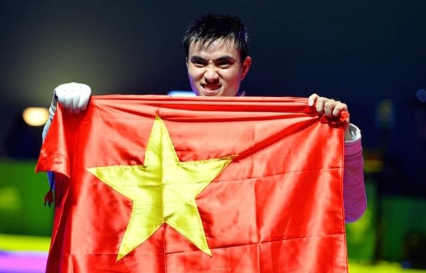 Tuyen Viet Nam gianh HCD kiem chem o giai chau A 2016 hinh anh