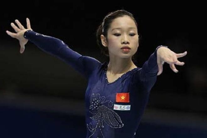 Ha Thanh gianh ve thu 14 du Olympic cho Viet Nam hinh anh