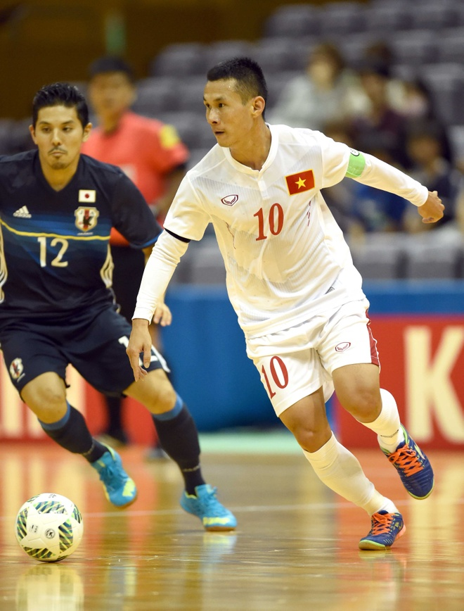 Futsal Viet Nam thua dam Nhat Ban 0-7 hinh anh 3