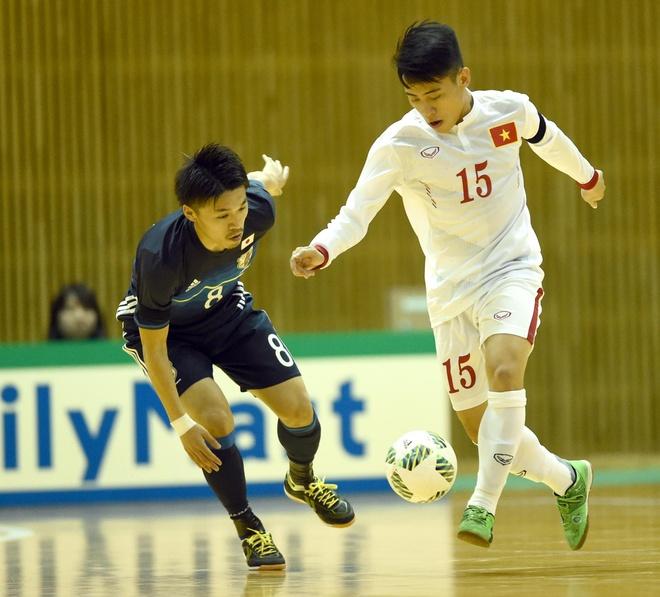 Futsal Viet Nam thua dam Nhat Ban 0-7 hinh anh 5
