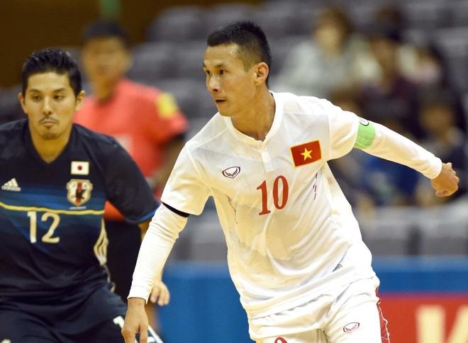 Futsal Viet Nam thua dam Nhat Ban 0-7 hinh anh