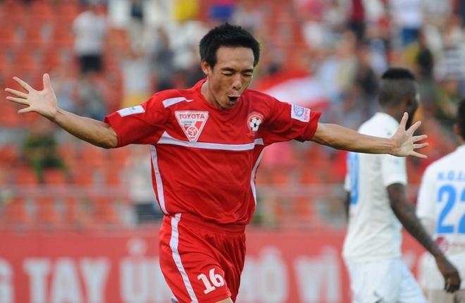 'CLB Hai Phong mang hinh dang Leicester City' hinh anh