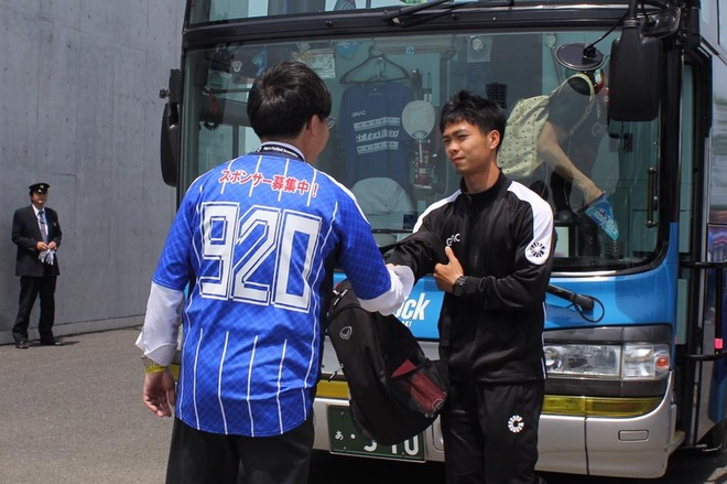 Cong Phuong duoc dang ky thi dau o vong 12 J.League 2 hinh anh 2