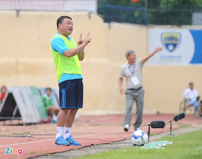 Hai Phong khong nhieu tien van huong den vo dich V.League hinh anh 1
