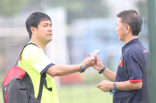 Tuyen Viet Nam cham tran dan em U19 chieu 25/5 hinh anh