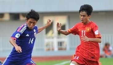 U19 Viet Nam thua U21 Thai Lan 2 ban cach biet hinh anh