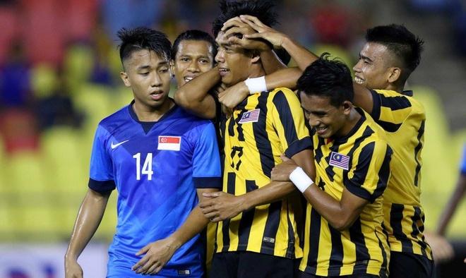 U19 Viet Nam thua U21 Thai Lan anh 2