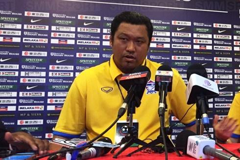 U19 Viet Nam thua U21 Thai Lan anh 1