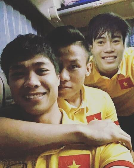 Cong Phuong ngai ngung tua vai Ngoc Hai hinh anh 1
