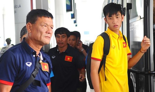 Khong co CDV don U19 Viet Nam sau tam HCD giai quoc te hinh anh