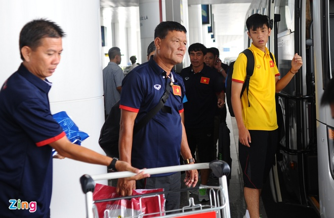 Khong co CDV don U19 Viet Nam sau tam HCD giai quoc te hinh anh 1