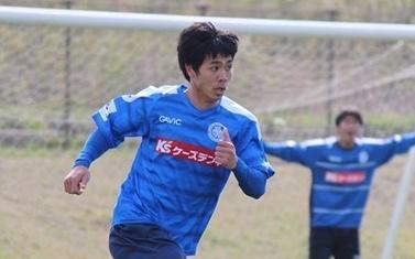 Cong Phuong lan thu 2 ra san o J.League 2 hinh anh
