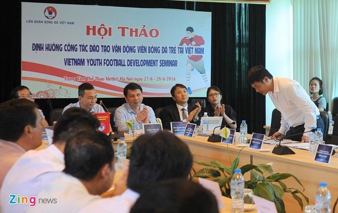 HLV Huu Thang chua bo tran dau nao o Euro 2016 hinh anh 1