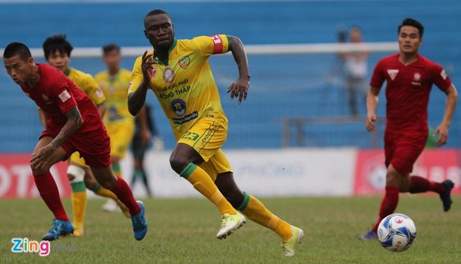 Hai Phong loi nguoc dong thang doi cuoi bang V.League hinh anh 1