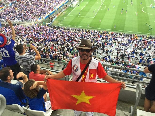 CDV Viet Nam cuong nhiet co vu tran ban ket Euro 2016 hinh anh 2
