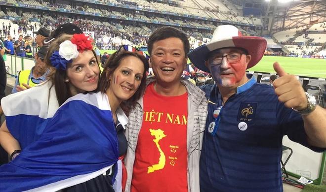 CDV Viet Nam cuong nhiet co vu tran ban ket Euro 2016 hinh anh