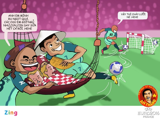 Hi hoa hanh trinh vo dich Euro 2016 cua Ronaldo va dong doi hinh anh 8