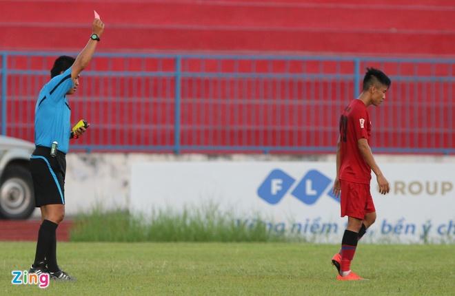 Le Huynh Duc: 'Hai Phong be tac nen da nguoi' hinh anh 1