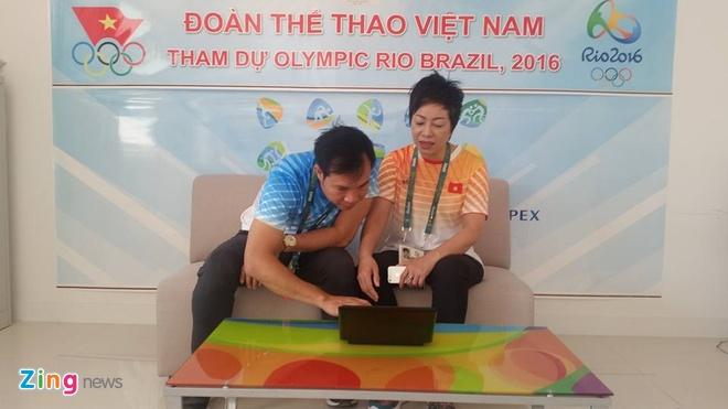 Hoang Xuan Vinh: 'HCV Olympic khong phai diem dung cua toi' hinh anh 3