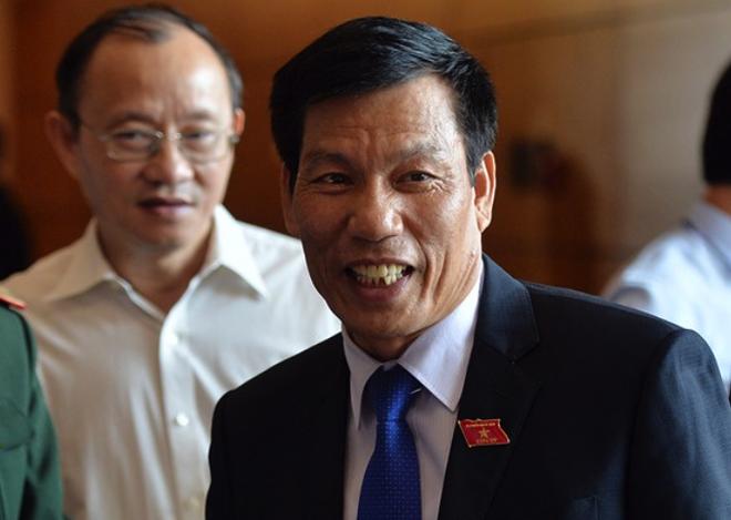 Bo truong Nguyen Ngoc Thien: 'Chung ta co the ngang cao dau' hinh anh