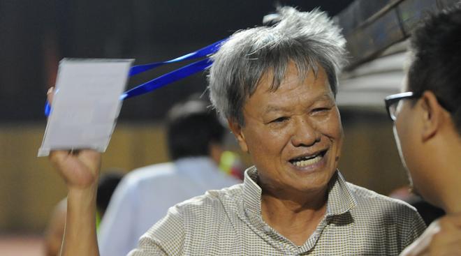 Ong Le Thuy Hai xin tu chuc o CLB Thanh Hoa hinh anh