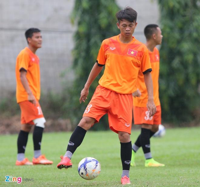 U19 Viet Nam chot danh sach anh 1