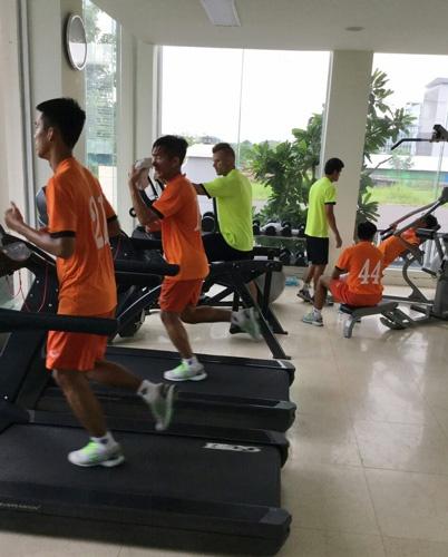 U19 Viet Nam vs Myanmar anh 2