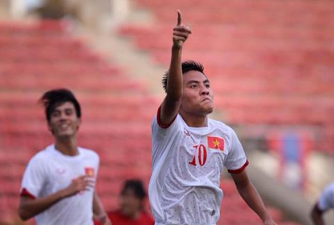 U19 Viet Nam vao chung ket sau tran hoa U18 Consadole hinh anh