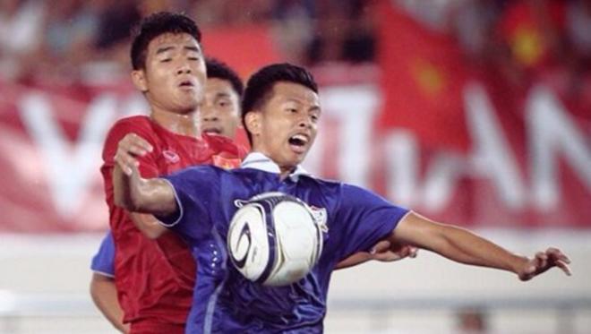 U19 Thai Lan lo hen U19 Viet Nam o chung ket hinh anh