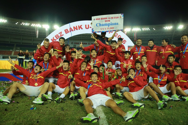 U19 Viet Nam vo dich giai dau o Myanmar sau loat luan luu hinh anh 1