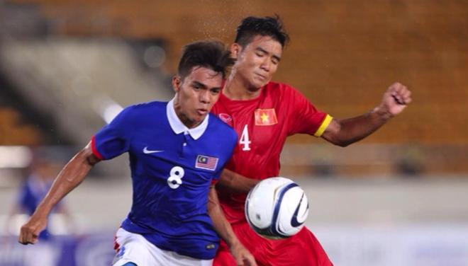 U19 Viet Nam thang toi thieu CLB Trung Quoc hinh anh