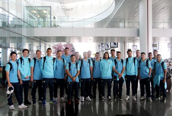 U19 Australia danh bai Thai Lan anh 1
