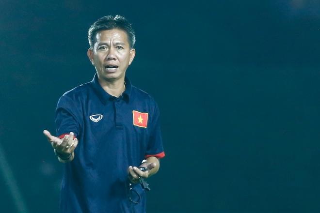HLV Hoang Anh Tuan khong ngai 'dong the' Huu Thang hinh anh 1